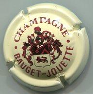 CAPSULE-CHAMPAGNE BAUGET-JOUETTE N°02 Crème - Champagnerdeckel