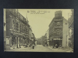 Tamines Rue De La Station Avant L'occupation Boche... - Sambreville