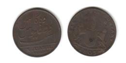 East India Company X (dix) Cash 1803  (Réunion Et Ile Maurice) - Colonias