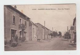 70 - RADDON / RUE DES VOSGES - PATISSERIE CONFISERIE - France