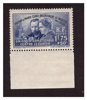 Timbre N° 402 Neuf *** Bord De Feuille - Unused Stamps