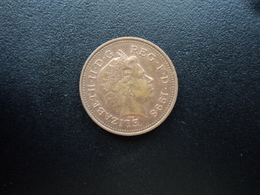 ROYAUME UNI : 1 PENNY  1998   KM 986     SUP - 1971-… : Monnaies Décimales