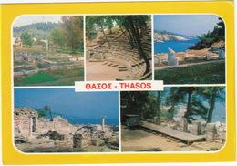 Thassos - Antiquities  - (Thasos, Greece) - Griekenland