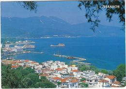 Thassos - Ferry Boat  - (Thasos,Greece) - Griekenland