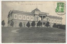 GENEVE - Musée De L'Ariana - 1911 - GE Genève