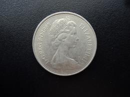 ROYAUME UNI : 10 NEW PENCE   1968   KM 912    SUP - 1971-… : Monnaies Décimales
