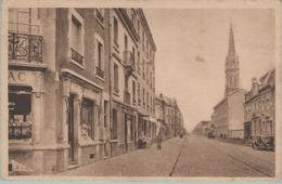CPA:  NANCY  (Dpt.54:   Rue Du Montet En 1953.  (E 579) - Nancy