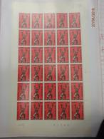 1714 Europa 1974 Plaatnummer 3 - Hojas Completas