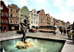 Schärding Am Inn, Stadtplatz (F5) - Schärding