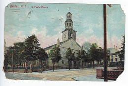 CPA Nova Scotia Halifax St Paul's Church - Halifax