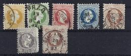 Österreich 35/41 Gest. - 1850-1918 Impero