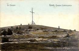 Genck - Campine Limbourgeoise - Le Calvaire (animation, Gekleurd, Uitg. G. Ghuys, 1908) - Genk