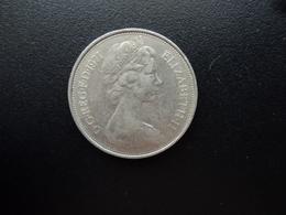 ROYAUME UNI : 10 NEW PENCE   1971   KM 912    TTB - 1971-… : Monnaies Décimales