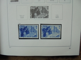 """BELGIQUE NEUVE ENTRE 1941 ET 1980. BEL ALBUM """"DAVO"""" (B.2) 2 KILOS 500 - Collections"""