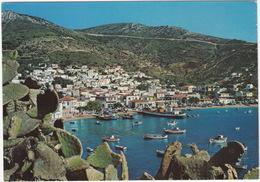 Furni Ikarias - The Harbour  -  (Greece) - Griekenland