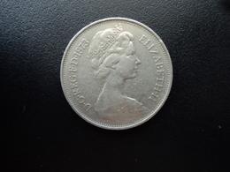 ROYAUME UNI : 10 NEW PENCE   1973   KM 912    SUP - 1971-… : Monnaies Décimales