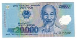 Vietnam 20000 Dong 2009 UNC .C2. - Vietnam