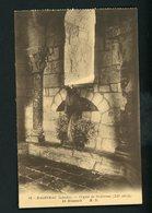CPA:  33 - HAGETMAU - CRYPTE DE St GIRONS - LE MOUNACH - France