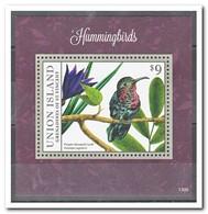 Union Island 2013, Postfris MNH, Birds - St.-Vincent En De Grenadines