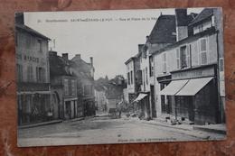 SAINT GERAND LE PUY (03) - RUE ET PLACE DE LA REPUBLIQUE - France