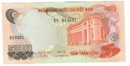 Vietnam South 500 Dong 1970 UNC/AUNC .C2. - Vietnam