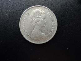 ROYAUME UNI : 10 NEW PENCE   1974   KM 912    SUP - 1971-… : Monnaies Décimales