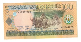 Rwanda 100 Francs 01/09/2003 UNC .C2. - Rwanda
