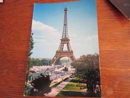 PARIS    TOUR EIFFEL  1981 - Eiffelturm