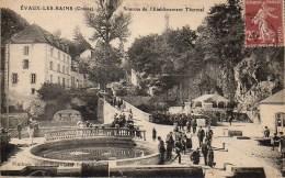 23 EVAUX-les-BAINS  Source De L'Etablissement Thermal - Evaux Les Bains