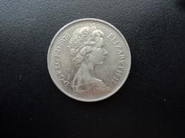 ROYAUME UNI : 10 NEW PENCE   1976   KM 912    SUP - 1971-… : Monnaies Décimales