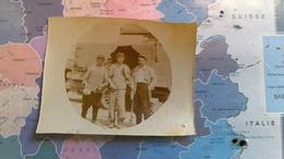 Photo D époque Guerre 14=18 Petite Synthe , - Guerre, Militaire