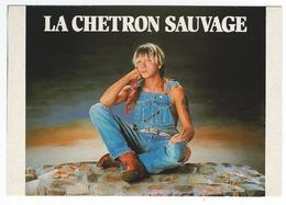 RENAUD - La Chetron Sauvage - Mino Music 1986 - Humour à La Carte ST 50 - Artiesten