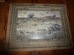 1914-18 LA GUERRE DOCUMENTÉE: Avant Et Après Les Bombes ( Arras,Lille,Bethune,Peronne,Cambrai,Reims,Rethel,Roye,etc - Magazines & Papers