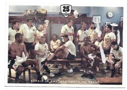 DEPUIS 25 ANS PAR AMOUR DU RUGBY  CARTE AVEC DEFAUT VOIR SCAN - Rugby