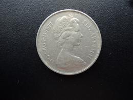 ROYAUME UNI : 10 NEW PENCE   1977   KM 912    SUP * - 1971-… : Monnaies Décimales