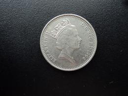 ROYAUME UNI : 10 PENCE   1996   KM 938b    SUP - 1971-… : Monnaies Décimales