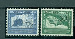 Deutsches Reich, Graf Zeppelin Nr. 569-570 Postfrisch ** - Deutschland