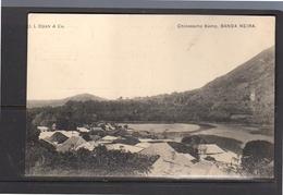 Netherlands Indies BANDA-NEIRA Chinese Camp Scarce Card +/- 1910 (ni10-32) - Indonesia