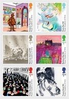 Groot-Brittannië / Great Britain - Postfris / MNH - Complete Set Royal Academy Of Arts 2018 - 1952-.... (Elizabeth II)