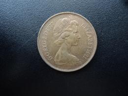ROYAUME UNI : 2 NEW PENCE  1977   KM 916    SUP - 1971-… : Monnaies Décimales