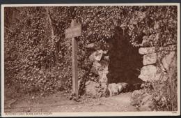 Bristol Postcard - Butcher's Cave, Blaise Castle Woods    DC1704 - Bristol