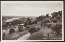 Essex Postcard - Belton Way, Leigh-On-Sea   DC1714 - Southend, Westcliff & Leigh