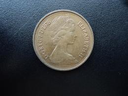 ROYAUME UNI : 2 NEW PENCE  1978   KM 916    SUP - 1971-… : Monnaies Décimales