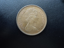 ROYAUME UNI : 2 NEW PENCE  1978   KM 916    SUP - 1971-… : Monete Decimali
