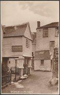 Keigwin Arms, Mousehole, Cornwall, C.1920s - Kingsway RP Postcard - England