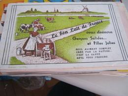 BUVARD PUBBLICITARIA LATTE - Milchprodukte