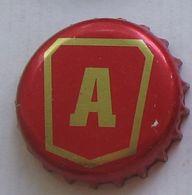 Capsule Cerveza Beer Bottle Cap Kronkorken Russia #2.8 - Bière