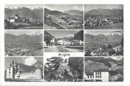 20127 - Aigle 9 Vues Multivues - VD Vaud