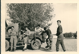 Algerie  NOS SOLDATS - War, Military