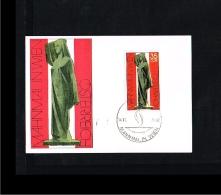 1975 - DDR MK Mi. 2093 - Art - Sculptures & Statues - Mahnmal In Wien - Fritz Cremer [GV011] - [6] Oost-Duitsland